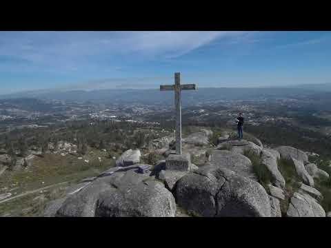 Do alto do Crasto ao Sobretâmega, imagens espectaculares com Mi Drone 4K