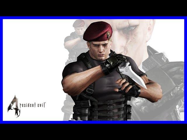 Resident Evil 4 - Mercenaries - Krauser (pt-br)