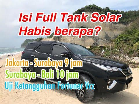 Road Trip Tol Trans Jawa    Fortuner Vrz    Jakarta Surabaya Bali    Part 1