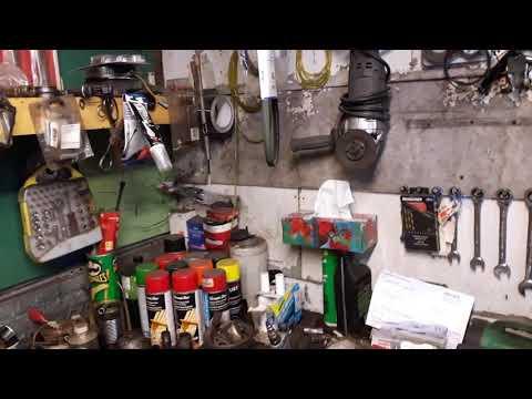 My Father's Small Engine Shop 2019 #IamACreator