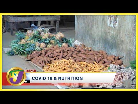 Covid -19 & Nutrition   TVJ News - September 1 2021