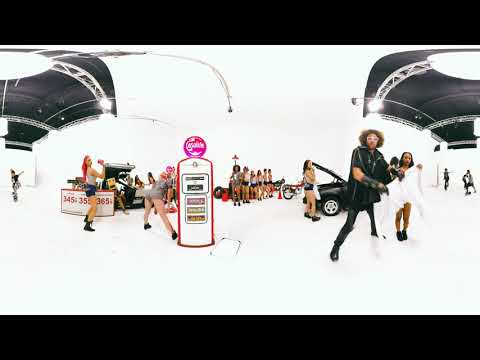 Redfoo - Booty Man (Official 360° Music Video)