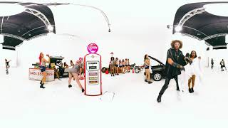 Redfoo Booty Man Official 360 Music Video