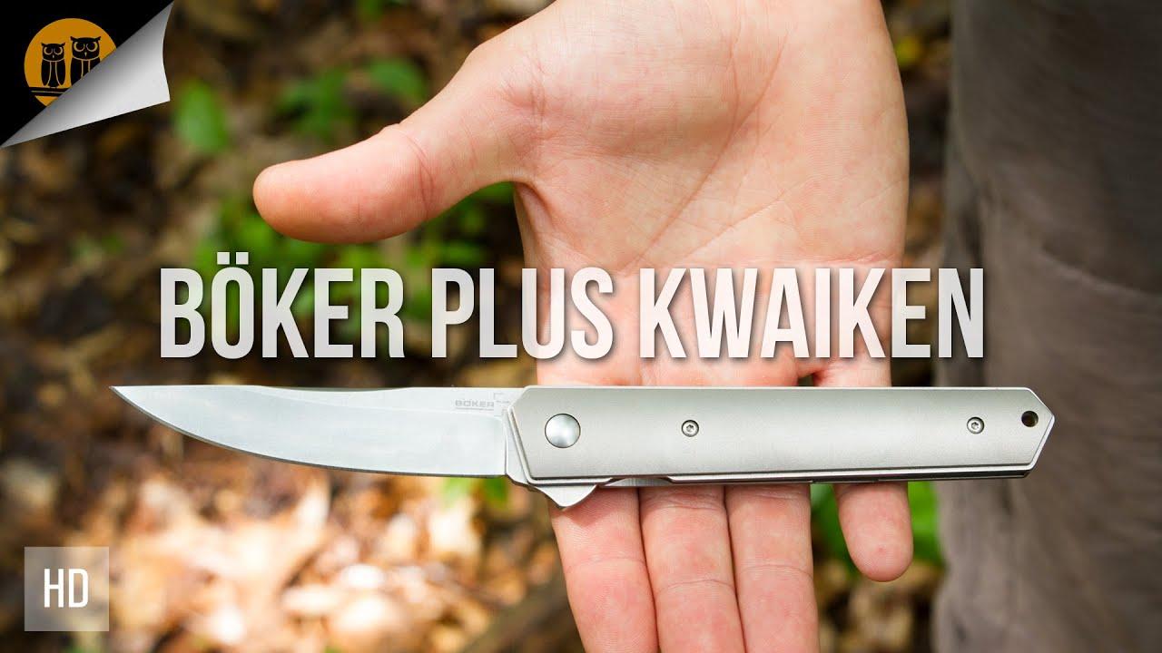 Böker Plus Kwaiken   Flipper Knife