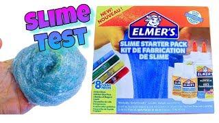 Ich Teste für Euch, Elṁers Slime Kit | 😲Gut oder😰 Schlecht