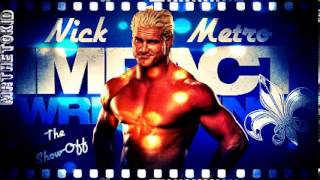 "(NEW) 2013: Dolph Ziggler 1st TNA Theme Song ►""I"