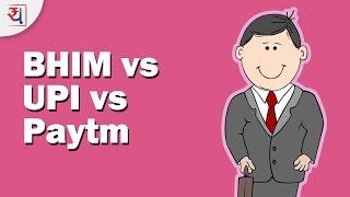BHIM UPI App vs Bank UPI apps vs Paytm | Everything you need to know about BHIM APP / UPI apps