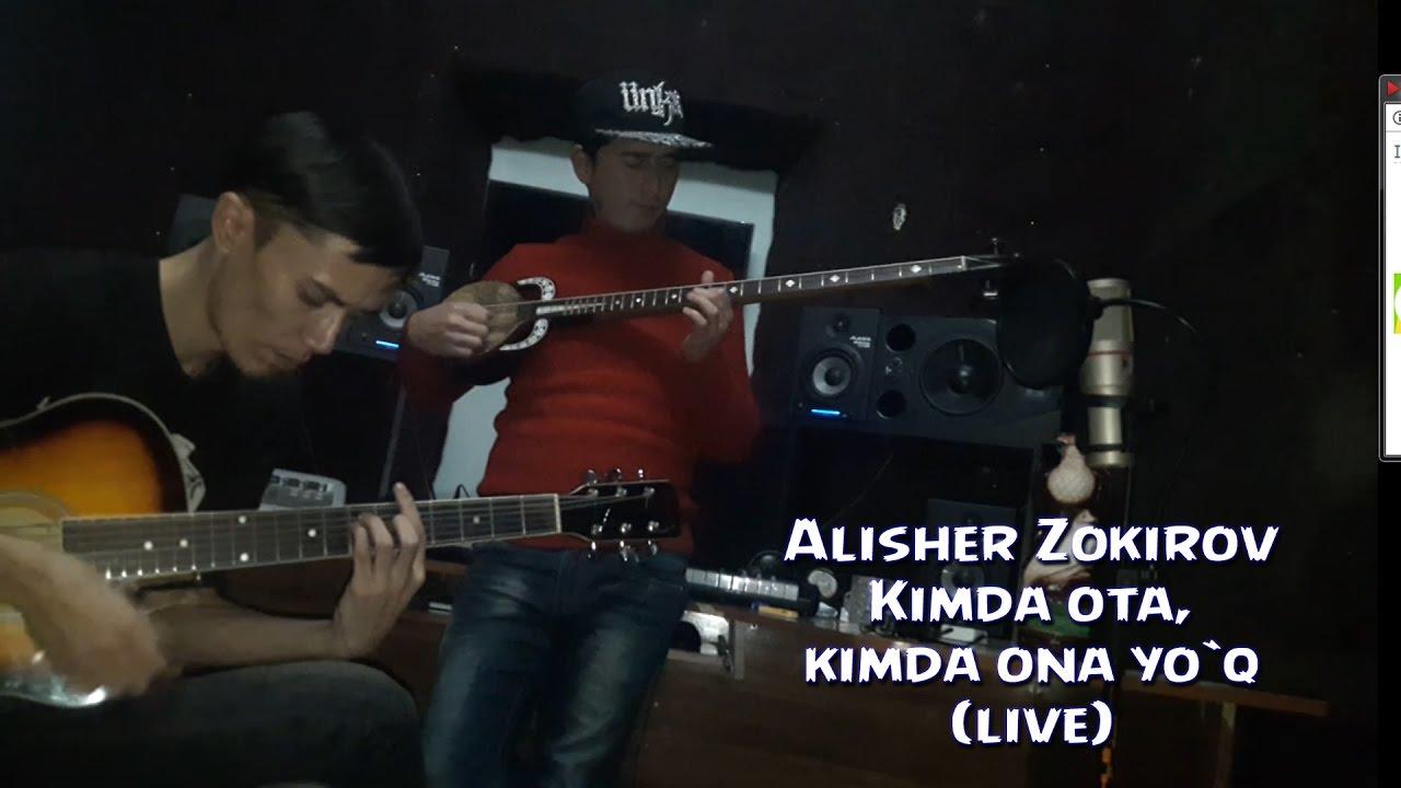 Alisher Zokirov - Kimda ota, kimda ona yo`q (live)