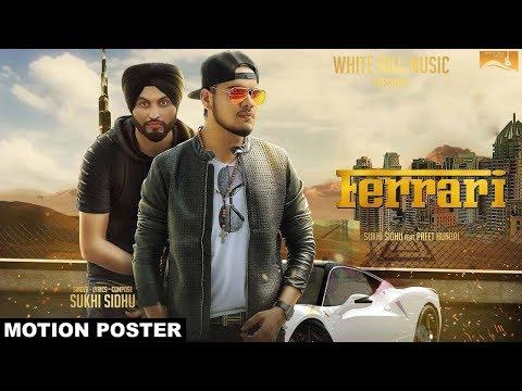 Ferrari (Motion Poster) | Sukhi Sidhu |...