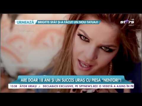 Arilena Ara a rupt topurile muzicale! Are doar 18 ani și un succes uriaș!
