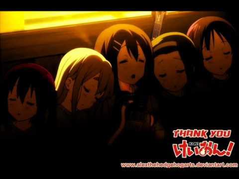 Happy End - K-On! Original Soundtrack [Hajime Hyakkoku]