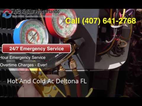 Hot And Cold Ac Deltona FL (407) 641-2768