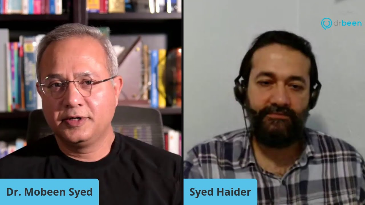 469. Dr. Syed Haider Discusses COVID Management
