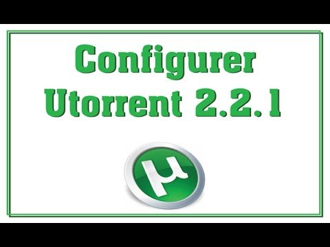 utorrent 2.2.1 gratuit en francais
