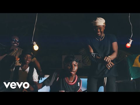 DJ Neptune - Wait (Official Video) ft. Kizz Daniel