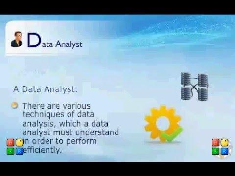 A Data Analyst   [hindi]&[Engish]