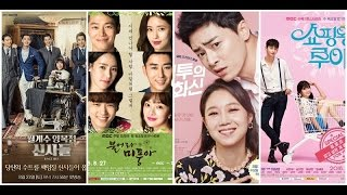 Video 7 BEST Drama Korea Bulan Oktober 2016 Yg WAJIB Ditonton download MP3, 3GP, MP4, WEBM, AVI, FLV Januari 2018
