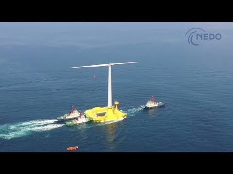 THE STRUCTURE of HIBIKI, Next-Generation Floating Offshore Wind Turbine System