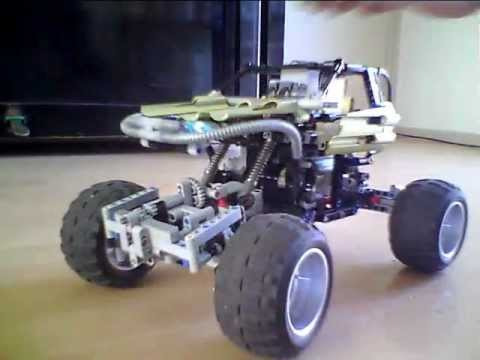 Tarantula Trial Truck With Instructions Youtube