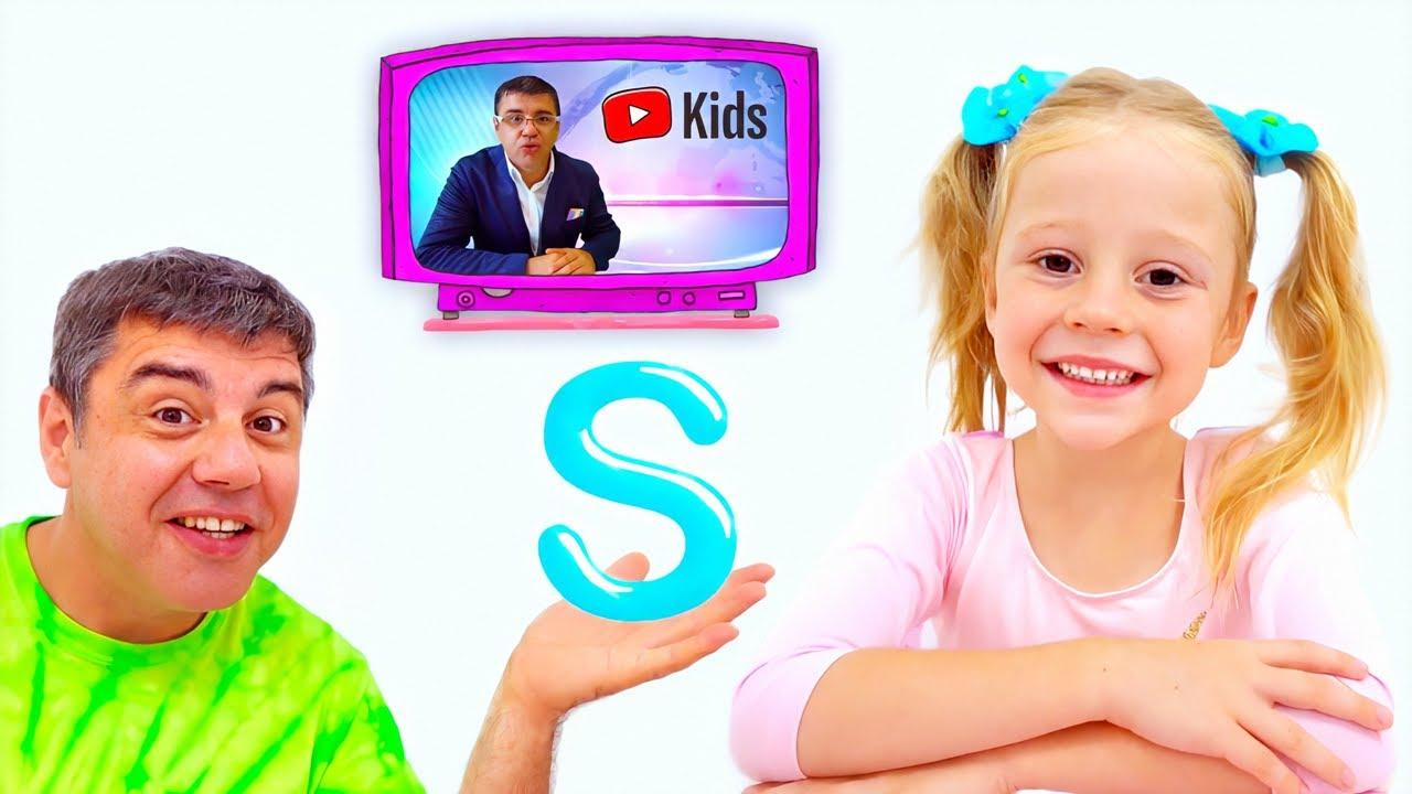 Download Nastya và bố Chuyện Về điều gì xảy ra nếu các kênh dành cho trẻ em biến mất khỏi YouTube