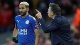 ANG - Que vaut Mahrez, pisté par de nombreux clubs en Angleterre ?