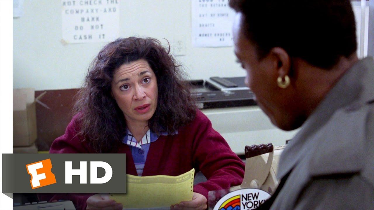 Coming to America (9/10) Movie CLIP - Semmi Writes Home (1988) HD