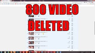 Delete 500 videos#My channel wasn't approved for monetization