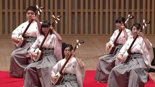 全国高校生伝統文化フェスティバル2017 五所川原第一高等学校