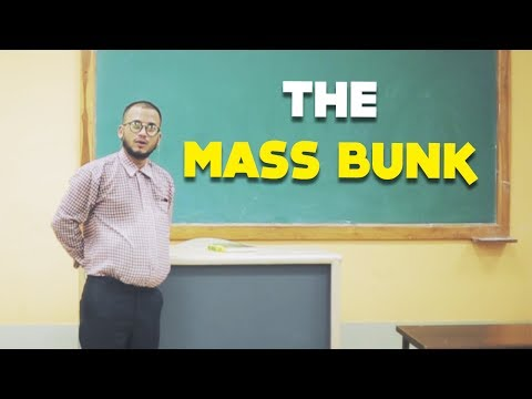 BYN : The Mass Bunk