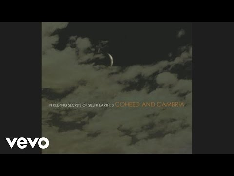Coheed and Cambria - Cuts Marked in the March of Men (audio)