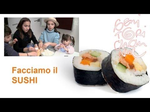 mangiare le alghe: ricette e consigli per la famiglia - Cucinare Il Sushi
