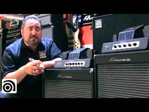 Ampeg PF-50T - Feature Overview