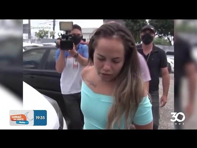 Polícia prende em campina grande suspeita de homicídio em Cajazeiras   - Tambaú da gente Noite
