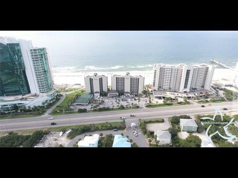 The Palms Condos Orange Beach Al Aerial Video