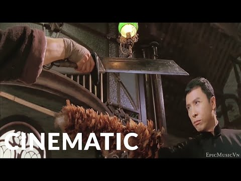 Legend Of The Grandmaster | Ip Man Tribute | Epic Cinematic