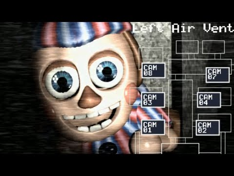 BALLOON BOY IS A DICK - Five Nights At Freddy's 2 (Night 2)