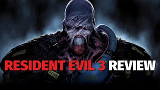 Resident Evil 3 Review - New Dog, New Tricks (Video Game Video Review)