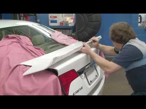 Episode #173 - 8th Gen Honda Civic Sedan Upgrade to Si Spoiler