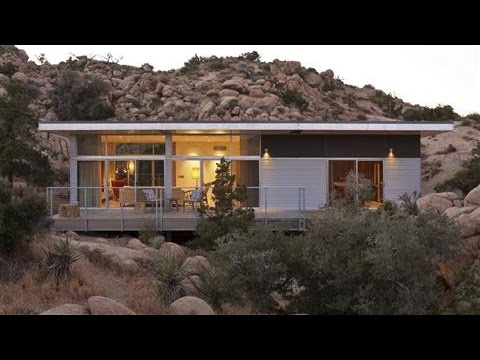 WSJ 'House of the Week': A Yucca Valley Retreat