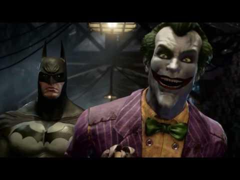 Batman Return in Arkham XBOX Play4 Game Trailer Original Remastered
