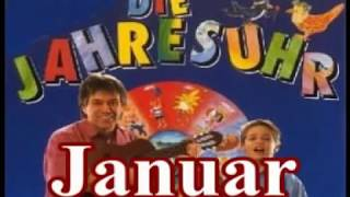 Deutsch Monate learn german months - aprende alemán los meses