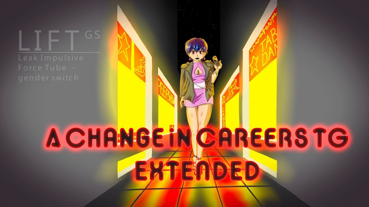 A Change In Careers TG - Animation