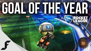 Goal of the year - rocket league