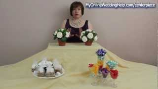 Edible Wedding Centerpiece Ideas Thumbnail