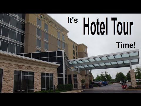 Full Hotel Tour for gluse: Hyatt Place in Ridgeland, MS.