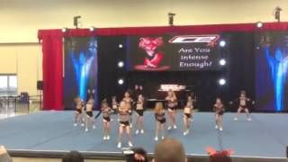 Intensity Cheer Elite - ICE Super Crystals at Spirit Nation