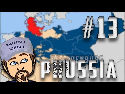 [EU4] Prussia Campaign #13 - Personal Union with France!