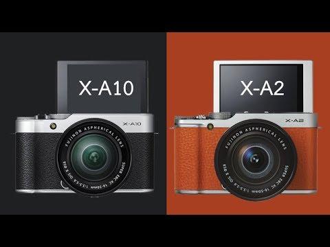 FUJIFILM X-A10 VS X-A2 #VIP ( eps 49 )