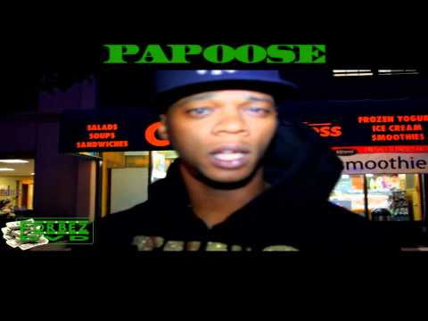 Papoose Says Author Of Book 48 Laws Of Power Told Him The Book Teaches People How To Be Snakes.