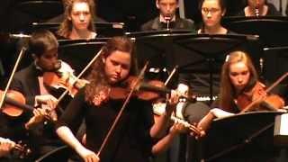 Mendelssohn Violin Concerto in e minor, Mvmt. I. Allegro molto appassionato